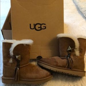Kids Brown size 13 uggs
